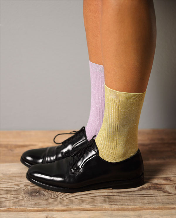 Calze donna Claudia Facenti, Tailored Socks Strategist