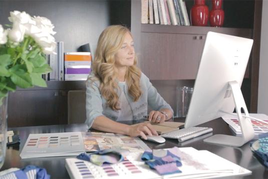 Claudia Facenti, Tailored Socks Strategist - consulenza produzione calze
