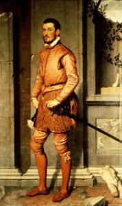 Giovan Battista Moroni. Ritratto di Gian Gerolamo Grumelli