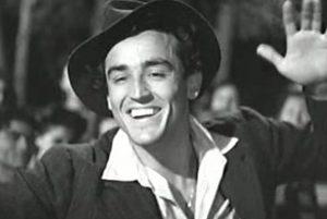 Uomo estroverso Vittorio Gassman